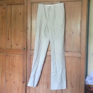 NWT perlis linen pants
